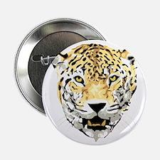 "Jaguar face profile 2.25"" Button"