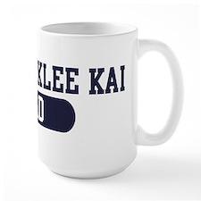 Alaskan Klee Kai Dad Mug