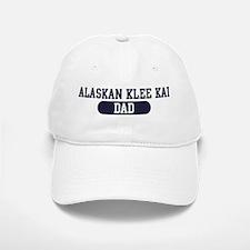 Alaskan Klee Kai Dad Baseball Baseball Cap