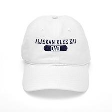 Alaskan Klee Kai Dad Baseball Cap