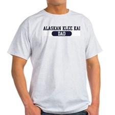 Alaskan Klee Kai Dad T-Shirt