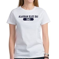 Alaskan Klee Kai Dad Tee