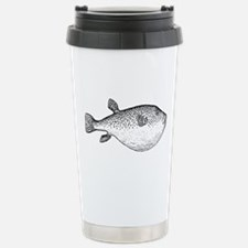 Blowfish Fish Travel Mug