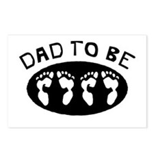 Dad To Be Postcards (Package of 8)