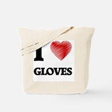 I love Gloves Tote Bag