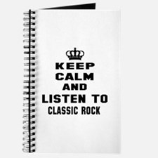 Keep calm and listen to Classic Rock Journal