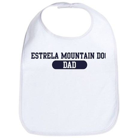 Estrela Mountain Dog Dad Bib