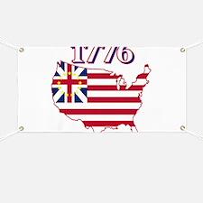 USA FLAG 1976 Banner