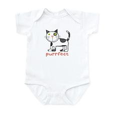 Purrfect Infant Bodysuit