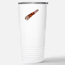 Didgeridoo Australian t Stainless Steel Travel Mug