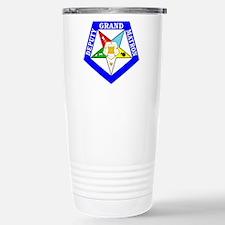 Cute Oes order of eastern star Travel Mug