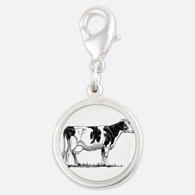 Holstein cow Charms