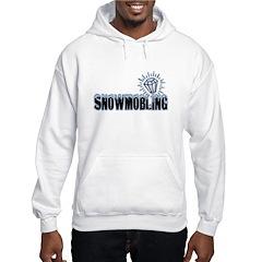 Snowmobile Bling Hoodie