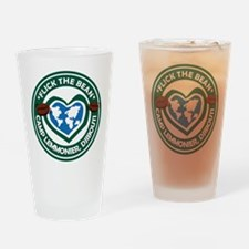 Cute Navy special forces Drinking Glass