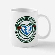 Flick the Bean Mugs