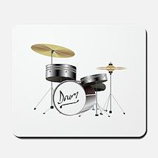Drum Kit Mousepad
