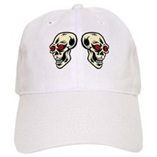 Red Eyed Skulls Baseball Cap
