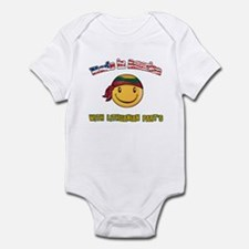 Made in America with Lithuanian parts Infant Bodys