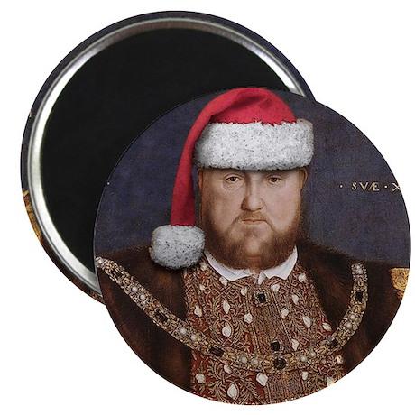 Santa VIII Magnet