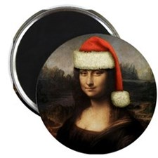 Mona Santa Magnet