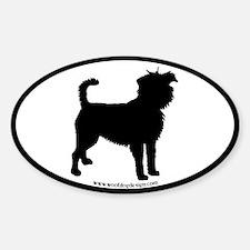 Affenpinscher Dog Decal