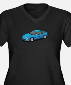 Toyota Prius car Plus Size T-Shirt