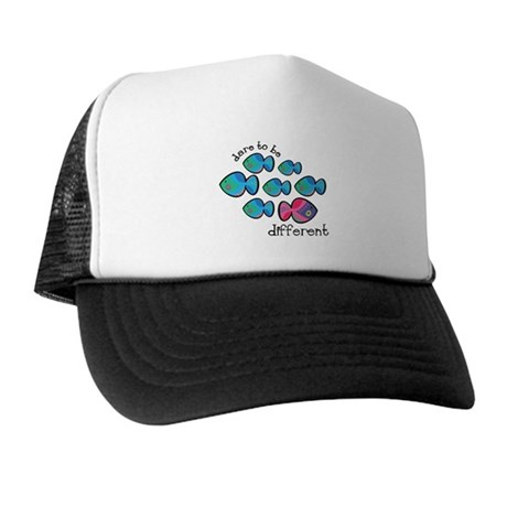 Dare To Be Different Trucker Hat
