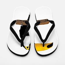 Toucan on twig Flip Flops