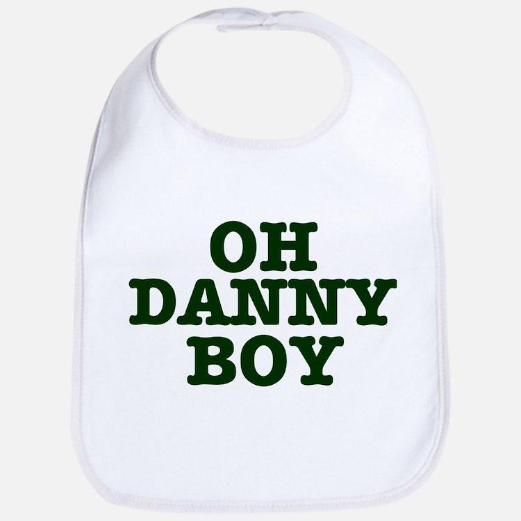 OH DANNY BOY Bib