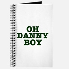 OH DANNY BOY Journal
