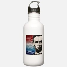 Patriot Abraham Lincol Water Bottle