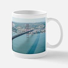 Bridge over the river, twin bro to Golden Gat Mugs