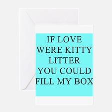 sick jokes gifts t-shirts Greeting Card