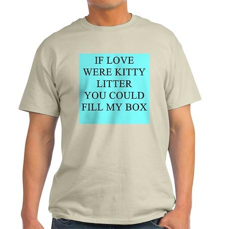 sick jokes gifts t-shirts Light T-Shirt