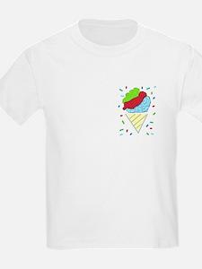 Snow Cone Confetti T-Shirt