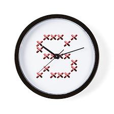 Stephanie Wall Clock