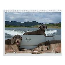 2008 Mile High Weim Rescue Calendar