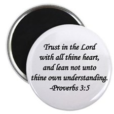 """Trust in the Lord"" 2.25"" Magnet (10 pack)"