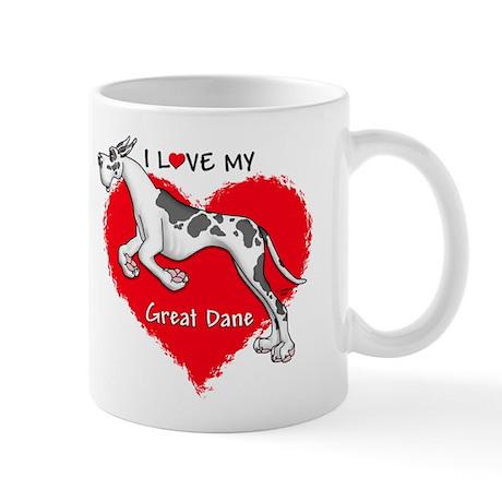 Love Harle Dane Mug
