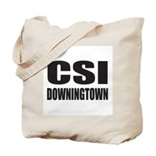 Unique Downingtown Tote Bag