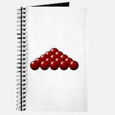 Stellaris red snooker balls Journal
