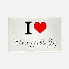 I love Unstoppable Joy Magnets