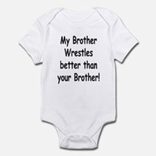 brother wrestles Body Suit