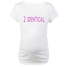 2 INDENTICAL Shirt