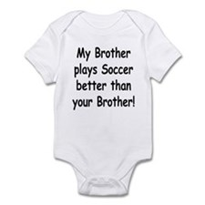 brother soccer Body Suit