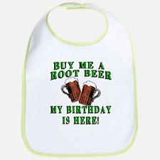 Buy Me a Root Beer Teen Birthday Bib
