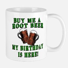 Buy Me a Root Beer Teen Birthday Mug