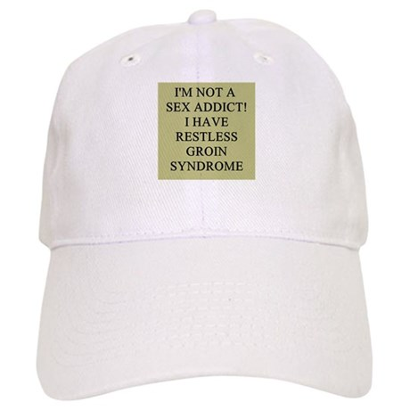 sex addict gifts t-shirts Cap