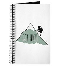 Get High: Mountain Climbing Journal