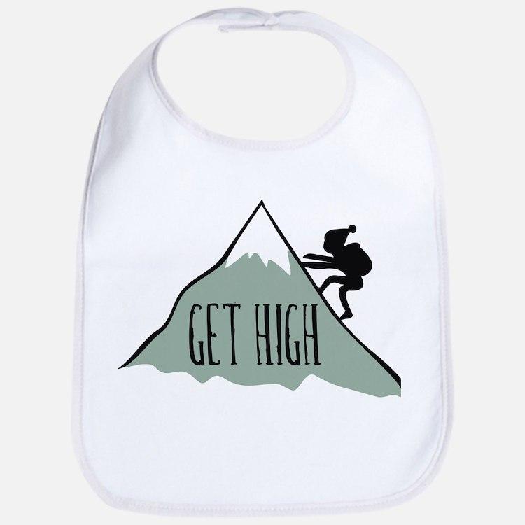 Get High: Mountain Climbing Bib
